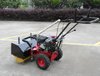 Road Sweeper with Dust Collection