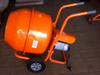 140L 0.5HP Portable Electric Concrete Mixer
