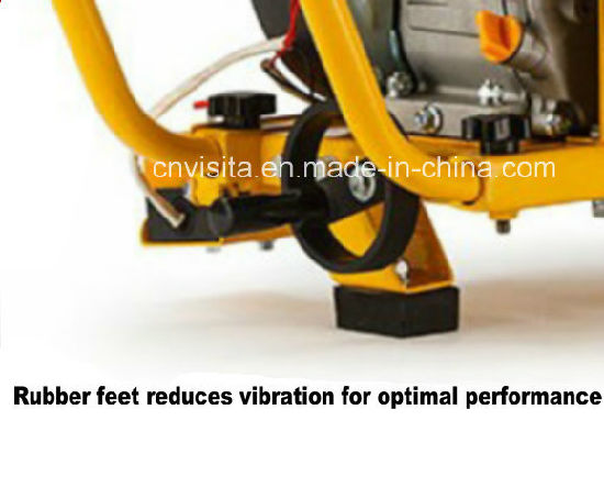 7HP 212cc Gasoline Power Wood Chipper Shredder