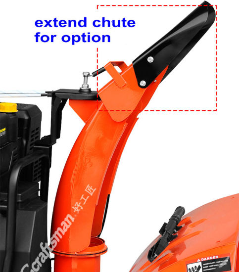 "30"" 420cc Professional Chain Drive 3 Stage Snow Thrower"