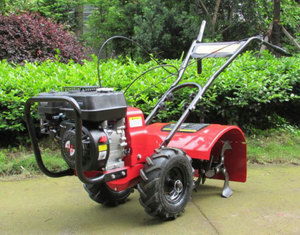 270cc 9HP 4 Cycle Ohv Engine Tiller Cultivator with Adjustable Handle